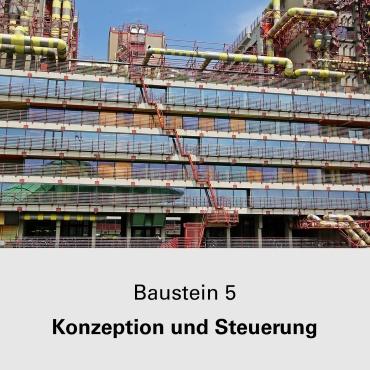 Baustein 5 Konzeption und Steuerung
