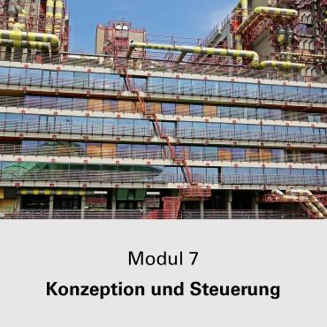 Modul 7 Konzeption und Steuerung