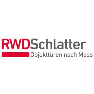 Icon mit Unternehmenslogo: RWD