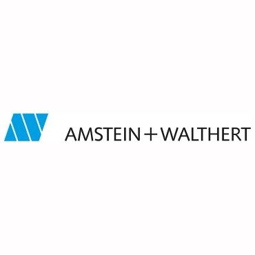 Icon mit Unternehmenslogo und Link: Amstein + Walthert