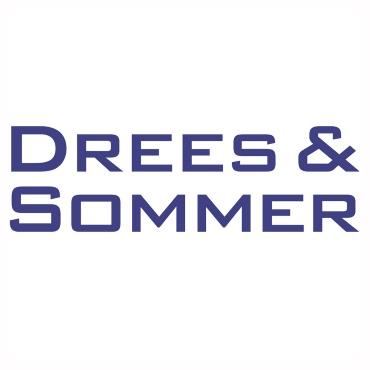 Icon mit Unternehmenslogo und Link: Drees + Sommer