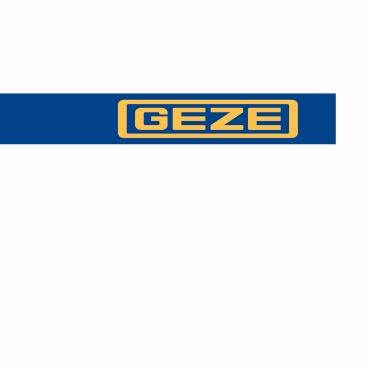 Icon mit Unternehmenslogo: Geze
