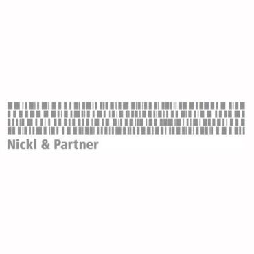 Icon mit Unternehmenslogo und Link: Nickl + Partner