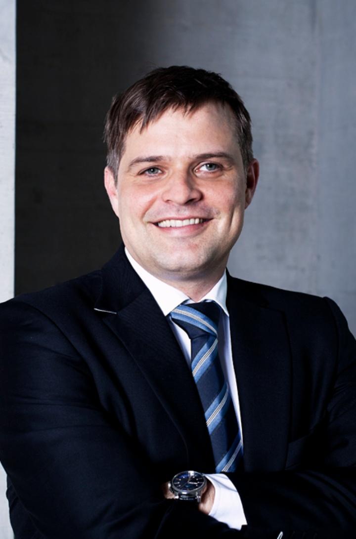 Dipl.-Ing. (FH) Andreas Huterer I AMSTEIN + WALTHERT AG I Partner und Mitglied der Geschäftsleitung I © AMSTEIN + WALTHERT AG