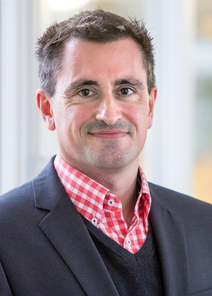 Axel Hechenberger I Regionale Kliniken Holding RKH GmbH I Kaufmännischer Direktor und Stellvertreter des Geschäftsführers | © Regionale Kliniken Holding RKH GmbH