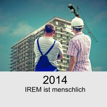 2014 IREM ist menschlich