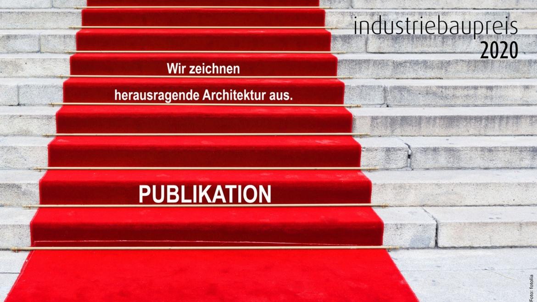 Symbolbild mit Link zu industriebaupreis Publikation