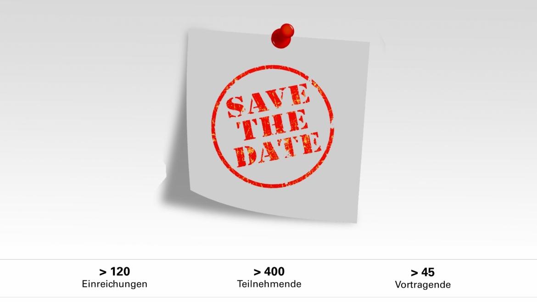 Symbolfoto IREM Events mit den wichtigsten facts: über 120 Einreichungen, über 400 Teilnehmer und über 45 Vortragende