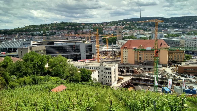 Foto Blick Stuttgart (c)