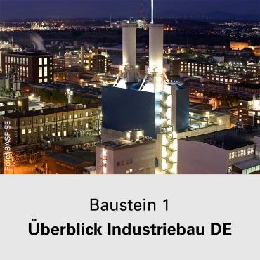 Baustein 1 Überblick Industriebau DE