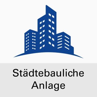 Städtebauliche Anlage