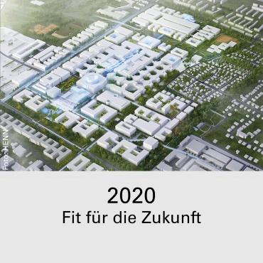 2020 Fit für die Zukunft