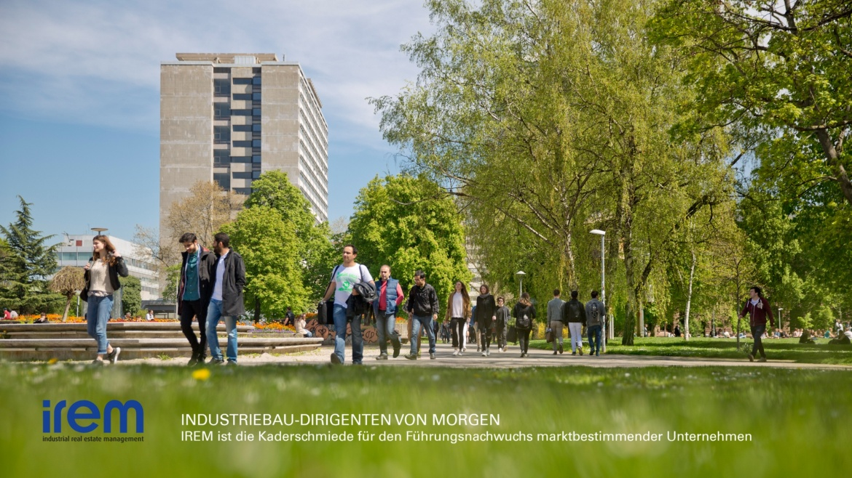 Startseite IREM Industrial Real Estate Management, Campus Stadtmitte (c)