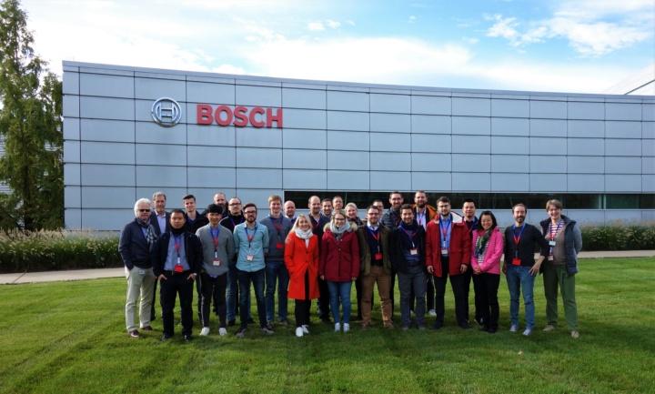 Besichtigung Bosch   © irem