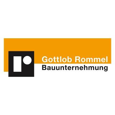 Icon mit Unternehmenslogo und Link: Gottlob-Rommel