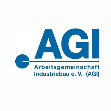 Icon mit Logo und Link: AGI