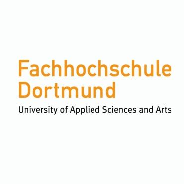 Icon mit Logo und Link: FH Dortmund