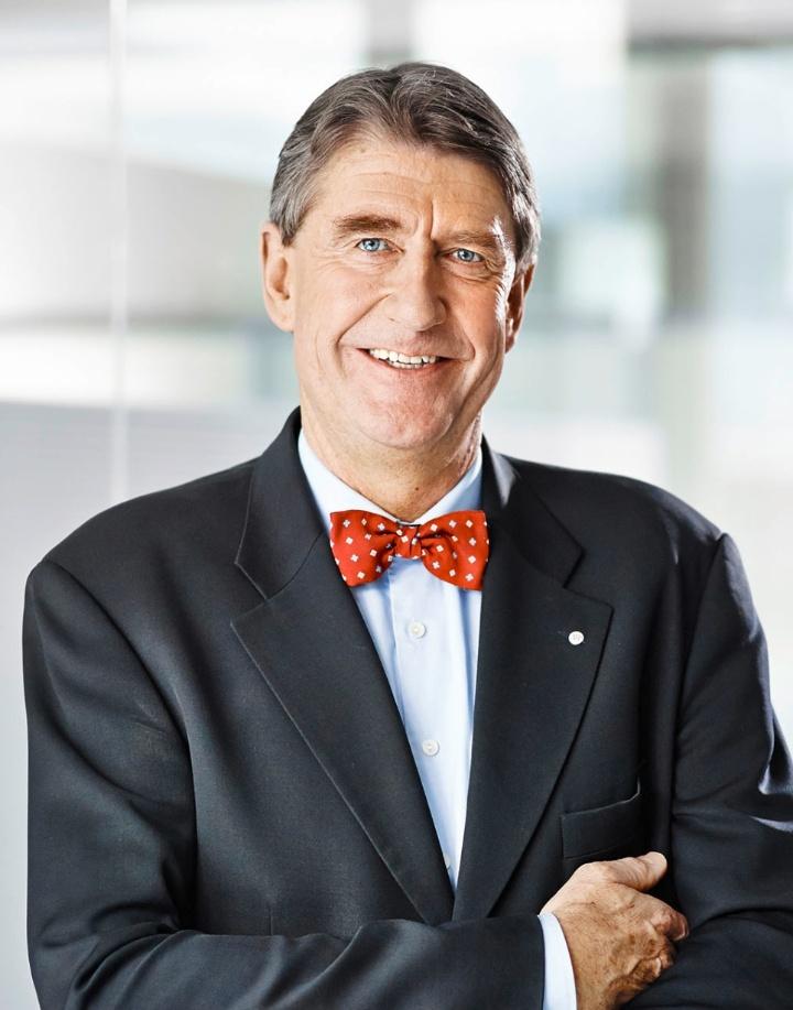 Univ.-Prof., Architekt Christoph M. Achammer | ATP architekten ingenieure |  ©